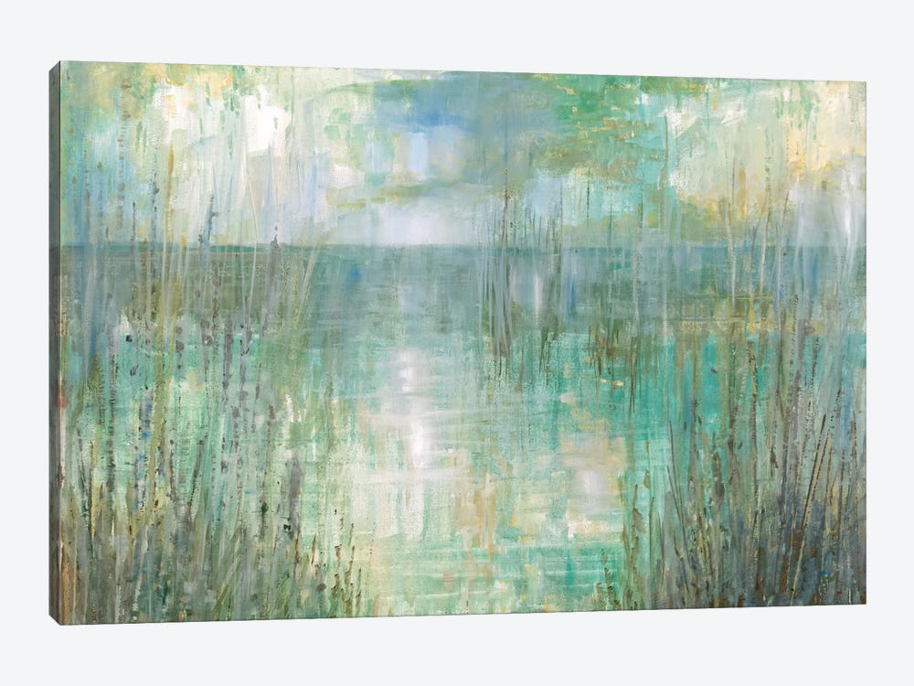 Morning Reflection by Ruane Manning 1-piece Canvas Art Print