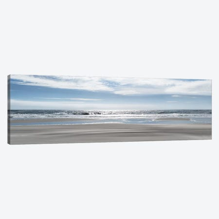 Beach Bliss Canvas Print #RUA115} by Ruane Manning Art Print