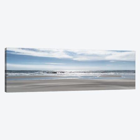 Beach Bliss Canvas Print #RUA115} by Ruane Manning Art Print