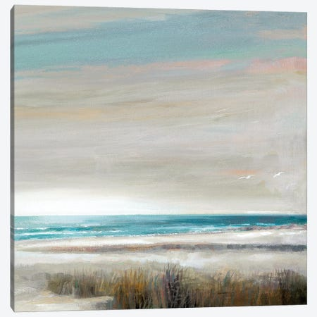 Ocean Oasis Canvas Print #RUA129} by Ruane Manning Canvas Art Print