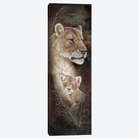 Proud Mother Canvas Print #RUA155} by Ruane Manning Canvas Print