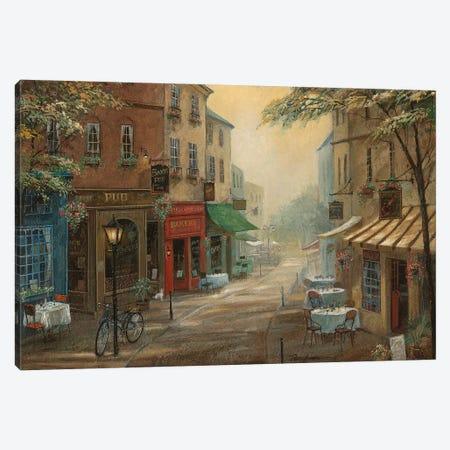 Bogey's Pub Canvas Print #RUA163} by Ruane Manning Canvas Art Print