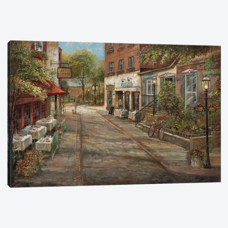 Fond Memories Canvas Print #RUA170} by Ruane Manning Canvas Wall Art