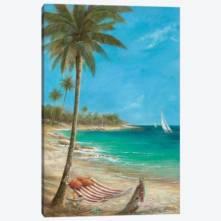 Gentle Breezes Canvas Print #RUA173} by Ruane Manning Canvas Artwork