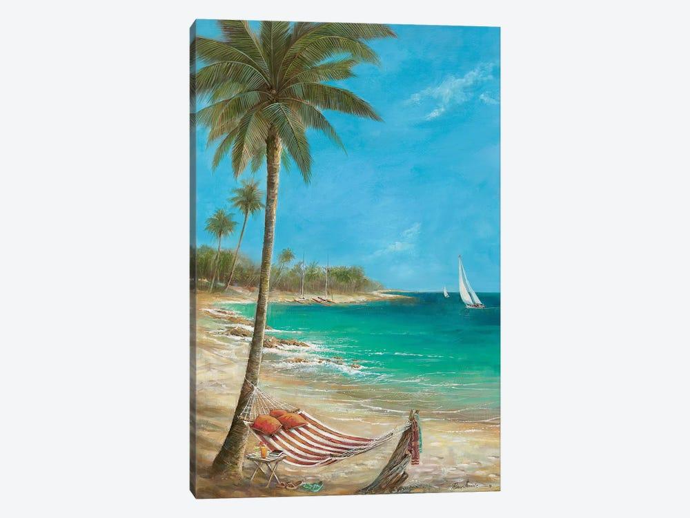 Gentle Breezes by Ruane Manning 1-piece Canvas Print