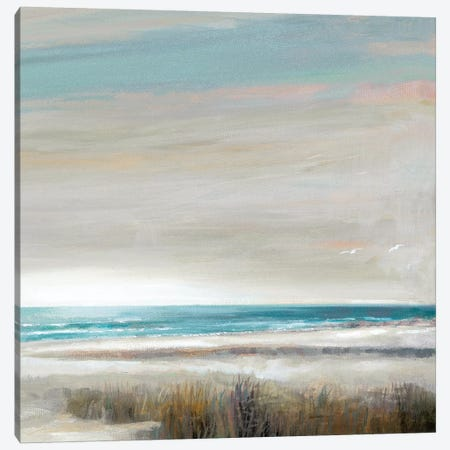 Ocean Oasis Canvas Print #RUA186} by Ruane Manning Canvas Art