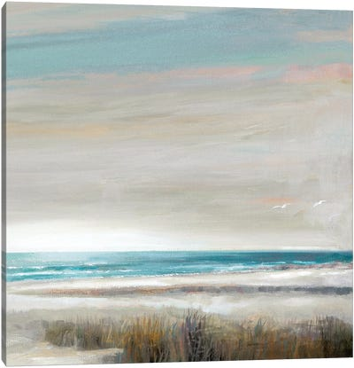 Ocean Oasis Canvas Art Print