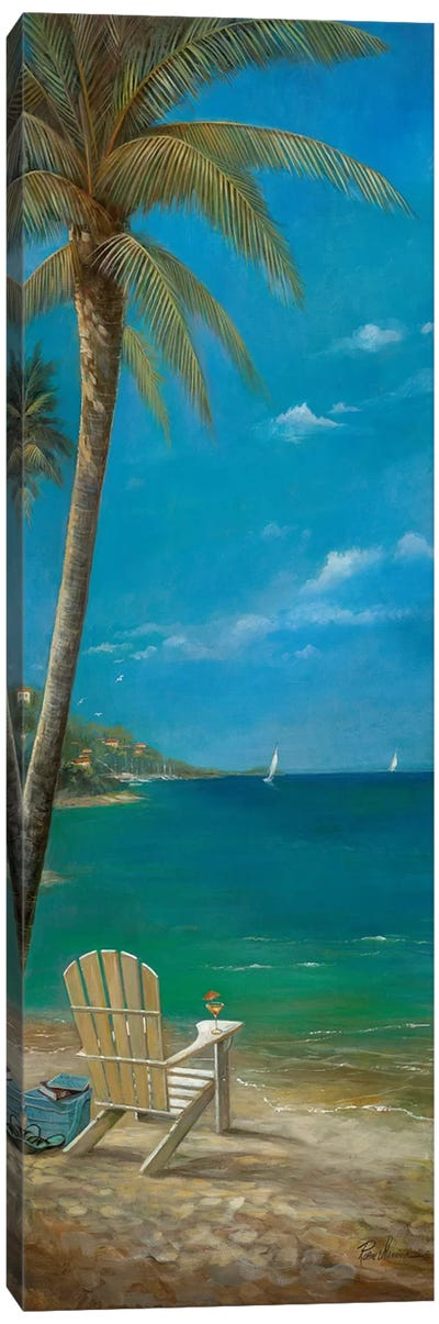 Poetry & Gentle Breezes Canvas Art Print