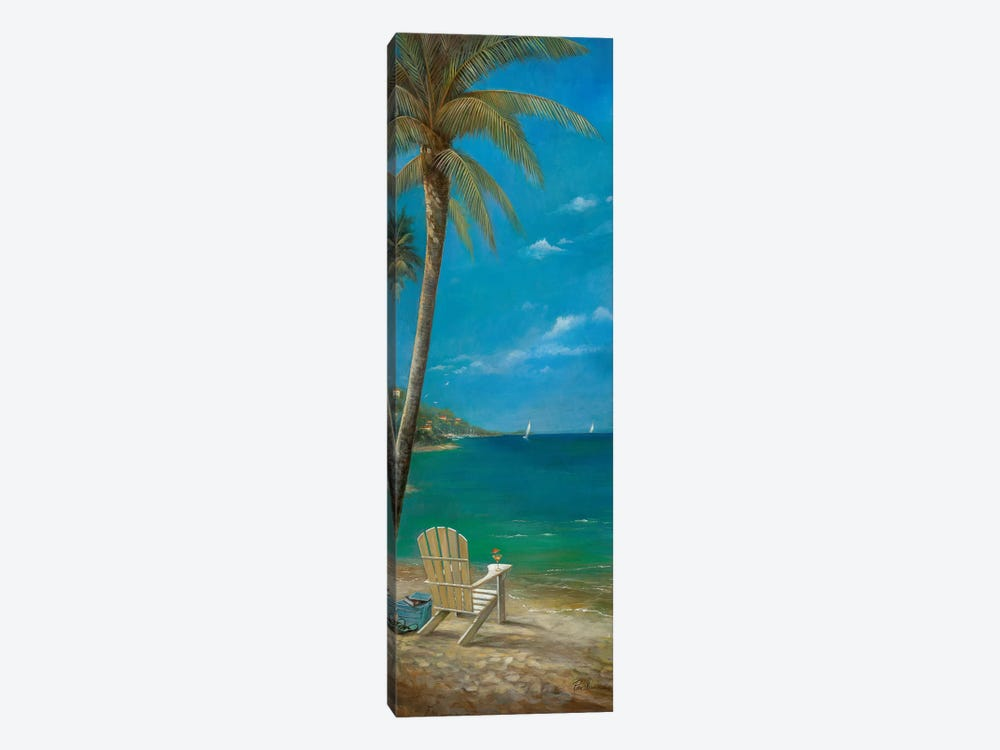 Poetry & Gentle Breezes by Ruane Manning 1-piece Canvas Wall Art