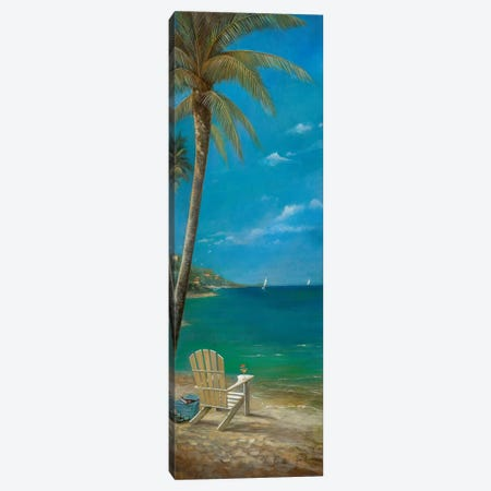 Poetry & Gentle Breezes Canvas Print #RUA187} by Ruane Manning Canvas Wall Art
