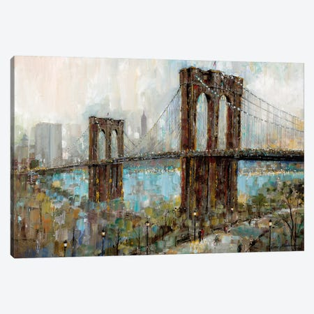 View from the Promenade Canvas Print #RUA199} by Ruane Manning Canvas Wall Art