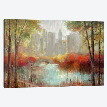 City View Canvas Print #RUA19} by Ruane Manning Canvas Wall Art