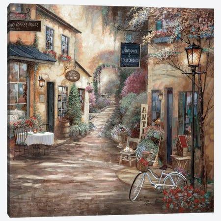 Market Garden Canvas Print #RUA204} by Ruane Manning Art Print