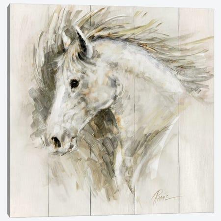 White Thunder Canvas Print #RUA206} by Ruane Manning Art Print