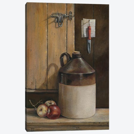 Apple Cider Canvas Print #RUA230} by Ruane Manning Canvas Print