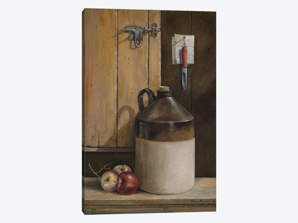 Apple Cider 1-piece Canvas Wall Art