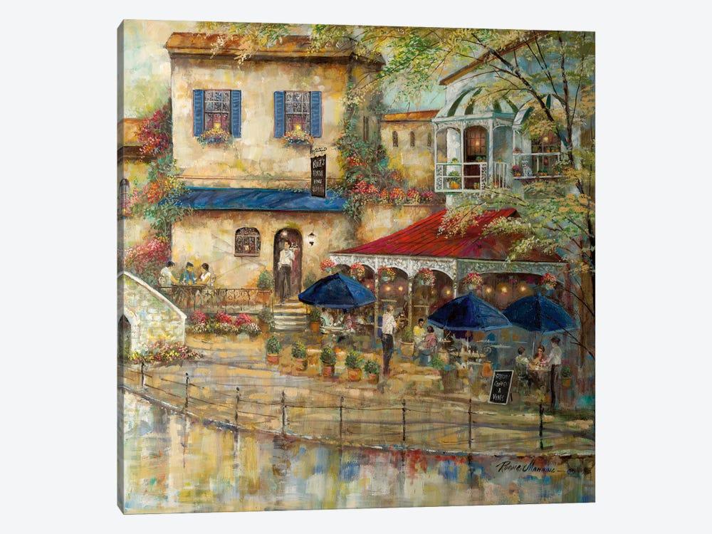 Arthur's II by Ruane Manning 1-piece Canvas Wall Art