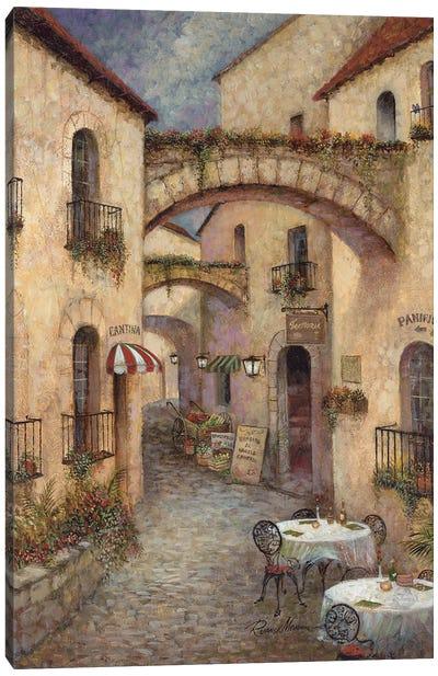 Buon Appetito II Canvas Art Print