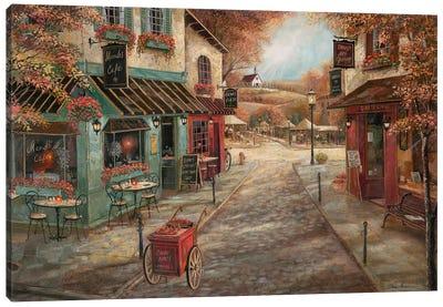 Fall Splendor Canvas Art Print
