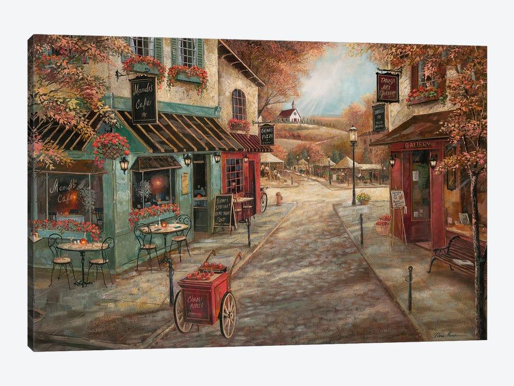 Fall Splendor by Ruane Manning 1-piece Canvas Art Print