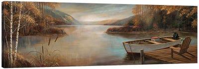Peaceful Serenity Canvas Art Print