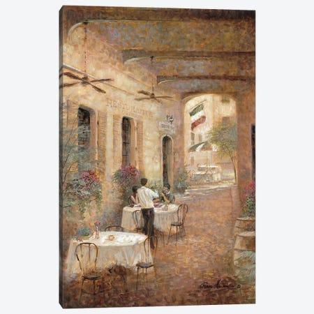 Romantic Hideaway Canvas Print #RUA274} by Ruane Manning Canvas Wall Art