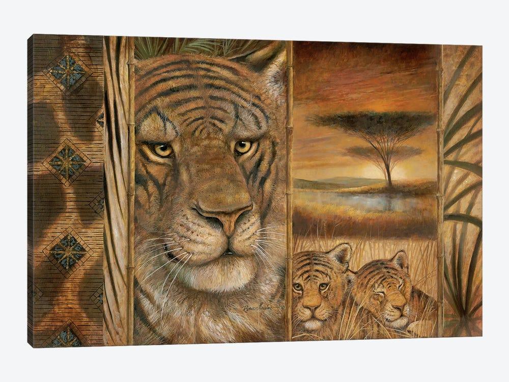 Wild & Beautiful by Ruane Manning 1-piece Canvas Art Print