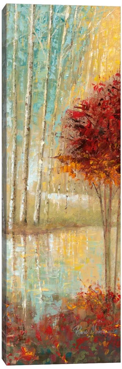 Emerald Pond Revisited Ii Canvas Print #RUA29