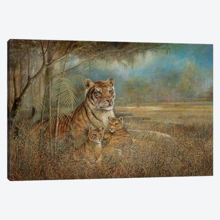 Wild and Beautiful Canvas Print #RUA300} by Ruane Manning Art Print
