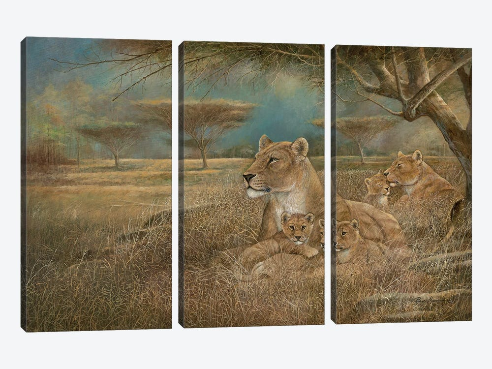 Winds of Change by Ruane Manning 3-piece Art Print