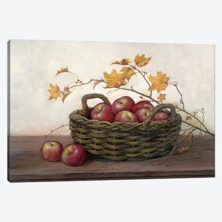 Winesap & Maples Canvas Print #RUA306} by Ruane Manning Canvas Art
