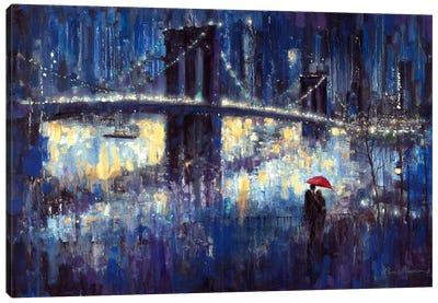 Evening Romance Canvas Art Print