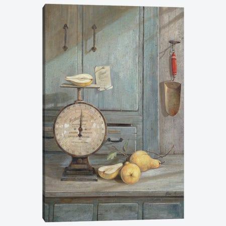 Gram's Recipe Canvas Print #RUA37} by Ruane Manning Art Print