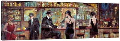 Happy Hour Canvas Art Print