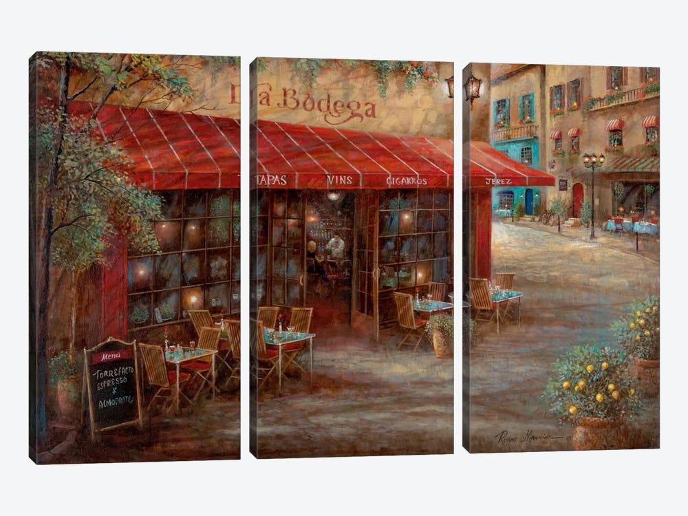 La Bodega by Ruane Manning 3-piece Canvas Art