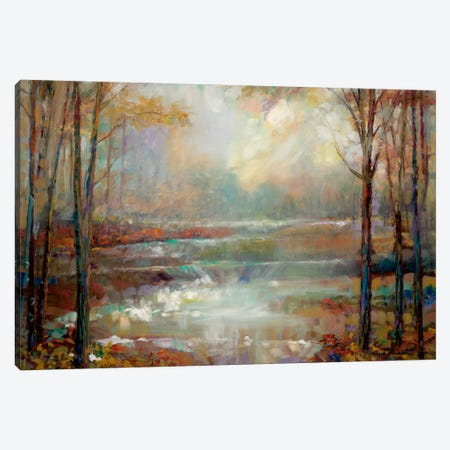Magical Spring Canvas Print #RUA49} by Ruane Manning Art Print