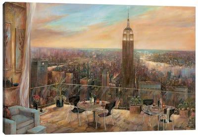A New York View Canvas Art Print