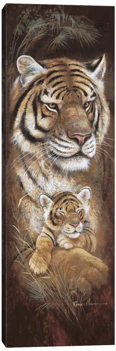 Maternal Instinct Canvas Art Print