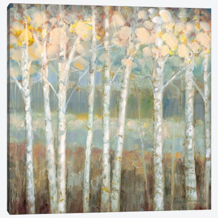 Nature's Palette I Canvas Print #RUA60} by Ruane Manning Canvas Art Print