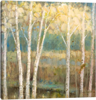 Nature's Palette II Canvas Print #RUA61