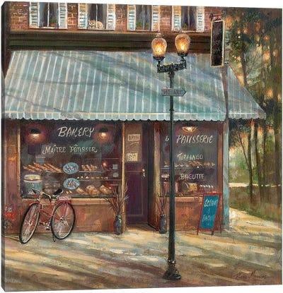 Pastry Shop Canvas Art Print