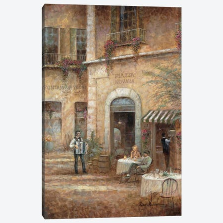 Rhapsody Of Love Canvas Print #RUA69} by Ruane Manning Canvas Print