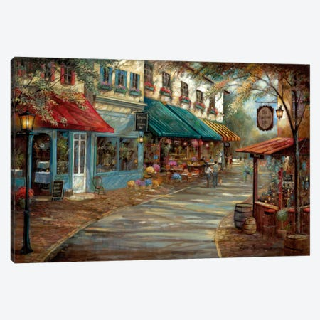 Romantic Interlude Canvas Print #RUA72} by Ruane Manning Canvas Art