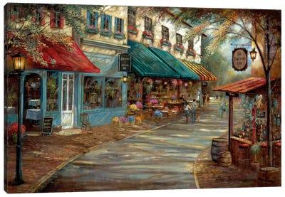 Romantic Interlude Canvas Art Print