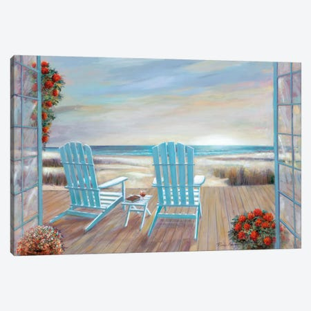 Serendipity Canvas Print #RUA78} by Ruane Manning Canvas Wall Art
