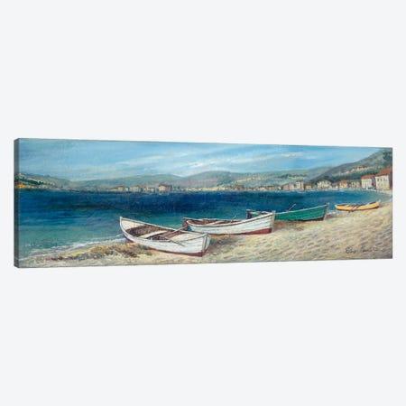 Summer Wind Canvas Print #RUA84} by Ruane Manning Canvas Art