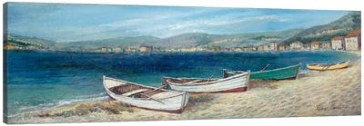 Summer Wind Canvas Art Print