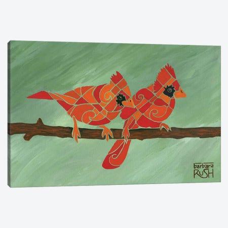 The Boys Canvas Print #RUH115} by Barbara Rush Canvas Print