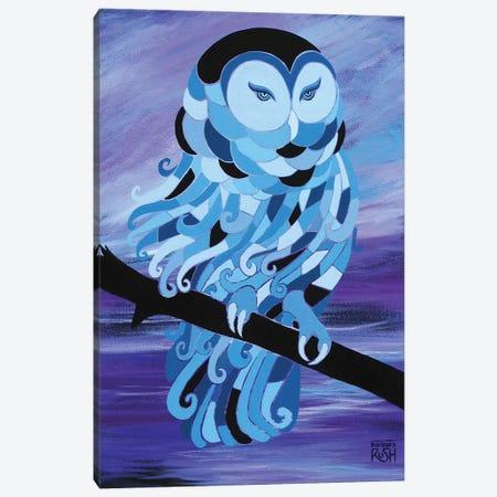The Wind Dancer Canvas Print #RUH136} by Barbara Rush Canvas Print