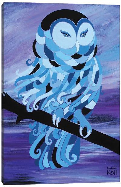 The Wind Dancer Canvas Art Print